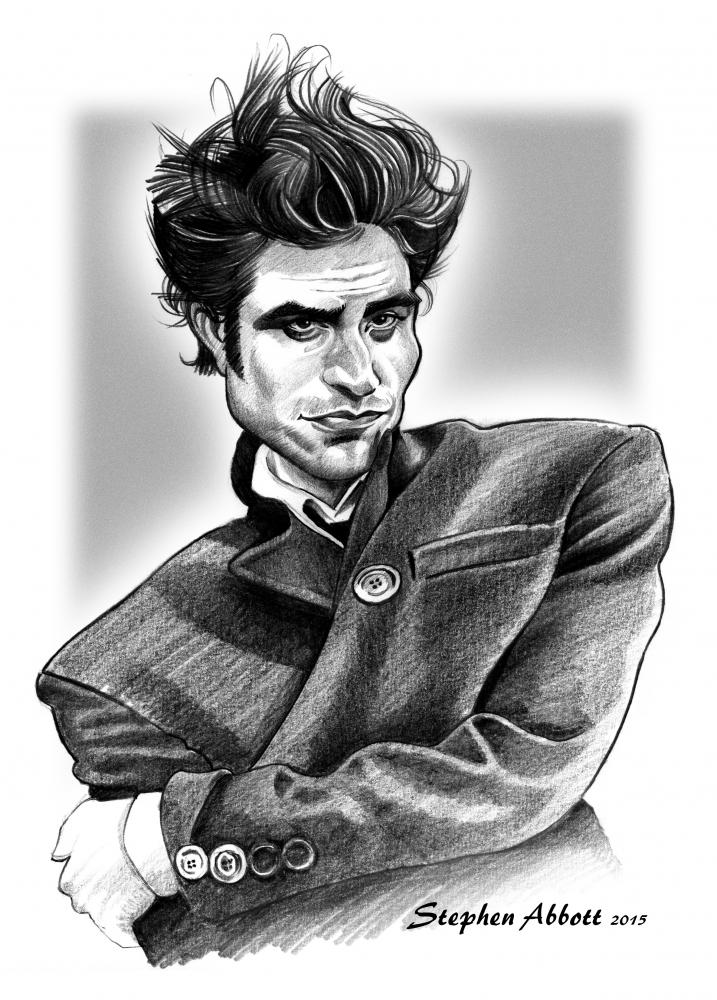 Robert Pattinson by Henstepbatbot